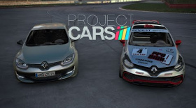 Project CARS (PS4) Renault Sports Trailer