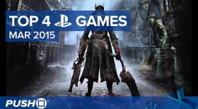 Game of the Month: March 2015 - Bloodborne