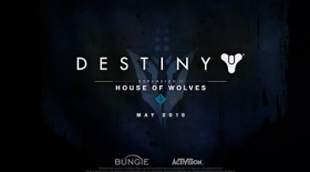 Destiny (PS4/PS3) 'House of Wolves' DLC Trailer