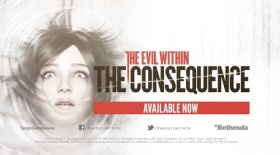 The Evil Within (PS4) 'The Consequence' Trailer