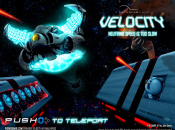 Wallpaper: Velocity - The Quarp Jet